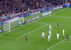 Messi no pudo con Keylor: paradón del portero tico