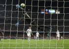 Navas hizo la mejor tapada del fin de semana ante Messi