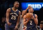 Los Pelicans se llevan un partido plagado de bajas