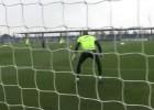 Arbeloa se crece con este gol con la zurda: