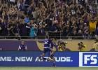 El golazo de Shea al Portland tras un increíble pase de Kaká