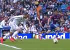 Jesé regateó a dos rivales y marcó para hundir al Eibar