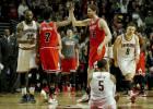Los Bulls no desisten en su intento por llegar a playoffs