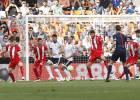 Así fue el gol de Negredo que emocionó al valencianismo