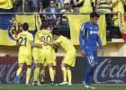 Victoria con sabor a Champions del Villarreal contra el Getafe