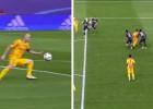 Rizzoli no pitó el penalti por mano de Gabi; sí el de Iniesta