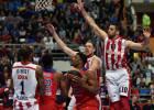 Estrella Roja perdona la vida a un CSKA que ya va 2-0