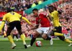 Un United plano sufre pero gana ante el farolillo rojo