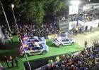 Así se vive la primera fecha del Rally Mobil 2016 en Chiloé