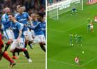 Del éxtasis del Rangers al golazo de falta en Rusia