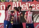 El Atleti no se baja de la Liga y Torres vuelve a marcar