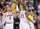 Los Cavaliers sufren pero se llevan el primer triunfo