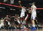 Los Clippers toman ventaja con Paul (28) en plan estrella