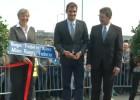 Federer ya tiene una calle con su nombre en Biel, Suiza