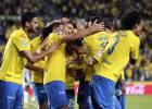 Las Palmas sigue creciendo y mete al Espanyol en un lío