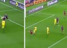 Posible falta en el primer gol y fuera de juego en el segundo