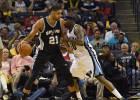 Los Spurs no tienen piedad y echan a los Grizzlies de PO