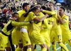 Adrián le da esperanzas al Villarreal en el último suspiro