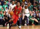 Los Hawks ganan y dejan a los Celtics fuera de Playoffs