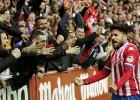 El Sporting se aferra a la salvación a costa del Eibar