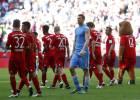 El Bayern tropieza y esquiva el alirón en la semana clave