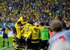 El Dortmund aprovecha el pinchazo del Bayern goleando