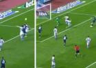 Bale protagonista: del fallo garrafal al cabezazo imperial