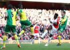 El Arsenal cada vez más cerca de su próxima Champions