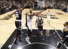 Los Spurs golpean primero en las semis ante Oklahoma