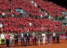1.747 personas en el Madrid Open para batir un récord