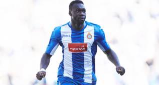Caicedo ata más de media permanencia para el Espanyol