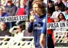 Monumental enfado de Modric con Isco: