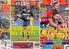 Los 5 momentos clave en el camino del Atlético a la final