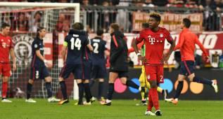 Así se narró por todo el mundo la locura del Bayern-Atleti