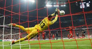 Oblak: El primer héroe de la gesta del Atleti en Múnich