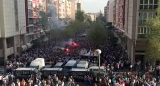 Apoteósico recibimiento de la afición al Real Madrid