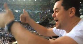 """Así celebró Roncero el gol de Bale al City: """"¡¡Grande!!"""""""