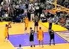 El presunto partido amañado entre Lakers y Kings en 2002