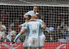 Fabián Orellana aportó con un pase gol en victoria del Celta