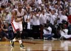 Lo de Wade no tiene nombre: revive sus 30 pts ante Raptors