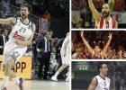 Las mejores jugadas de la Final Four año a año: ¡espectacular!