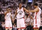 Los Raptors ganan y están a una victoria de hacer historia