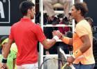 Nadal tuvo opciones pero Djokovic ganó los puntos clave