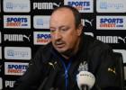 Benítez se acuerda de Zidane en conferencia de prensa