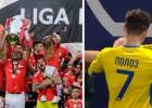 Del título del Benfica a Azmoun, el 'Messi iraní'