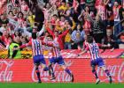 El Sporting logra la salvación y bajan Getafe y Rayo Vallecano