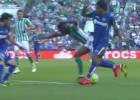 El penalti que no fue, se pitó y condena al Getafe a Segunda