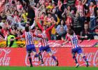 El gol de Álvarez que confirmó la salvación del Sporting