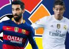 James, Isco y Arda en el XI más decepcionante de la Liga