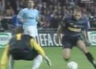 Esto sólo lo hacía Ronaldo: el gesto eléctrico ante el Lazio